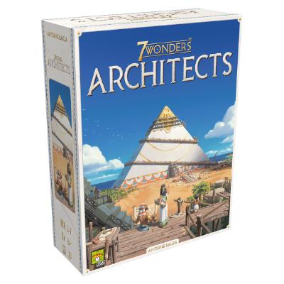 7 Wonders Architects – DE