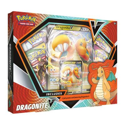 Pokemon: Dragonite V Box – EN