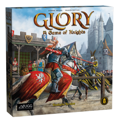 Glory: A Game of Knights – DE