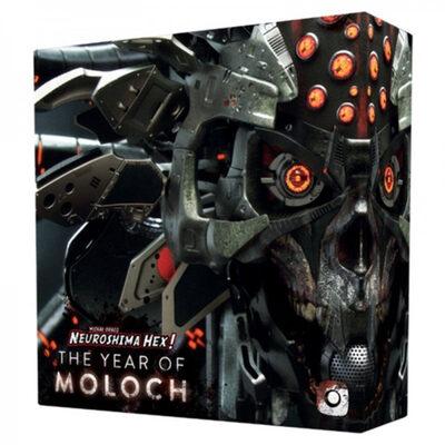 Neuroshima Hex: Year of Moloch – EN