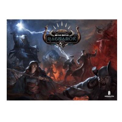 Mythic Battles: Ragnarök (All Stretch Goals included) – EN
