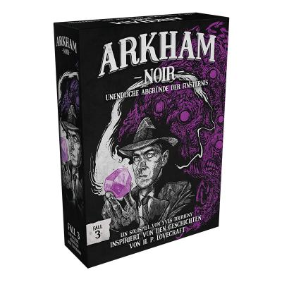 "Arkham Noir: Fall 3 ""Unendliche Abgründe der Finsternis"" – DE"