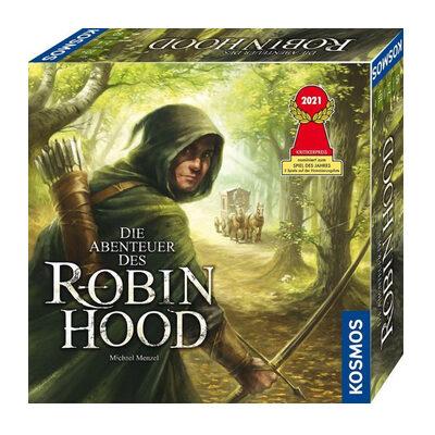 Die Abenteuer des Robin Hood – DE