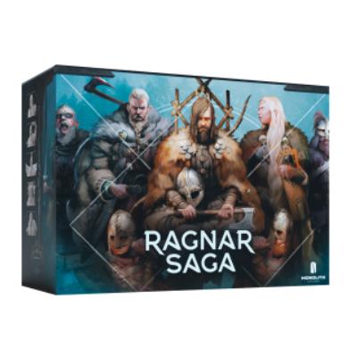 """Mythic Battles: Ragnarök """"Ragnar Saga"""" – EN"""