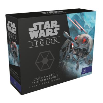Star Wars Legion: ZSD1-Zwerg-Spinnendroide – DE