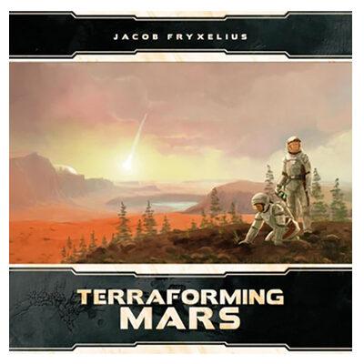 Terraforming Mars: Big Storage Box with 3D Terrain – EN